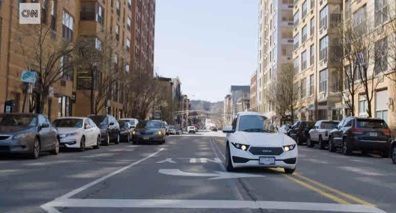 Maker of single-passenger electric car files for $10 million public offering